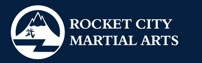 rocket city martial arts logo
